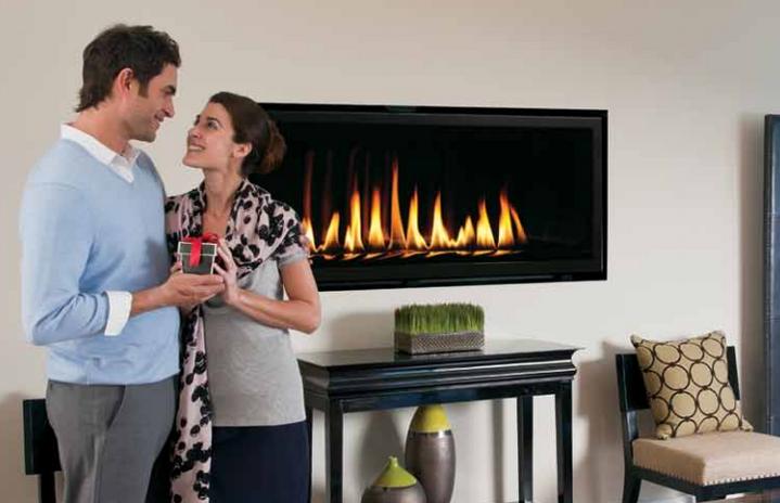 Lennox Contemporary Gas Fireplaces, Lennox Gas Fireplace Repair