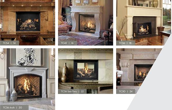 Westchester Fireplace